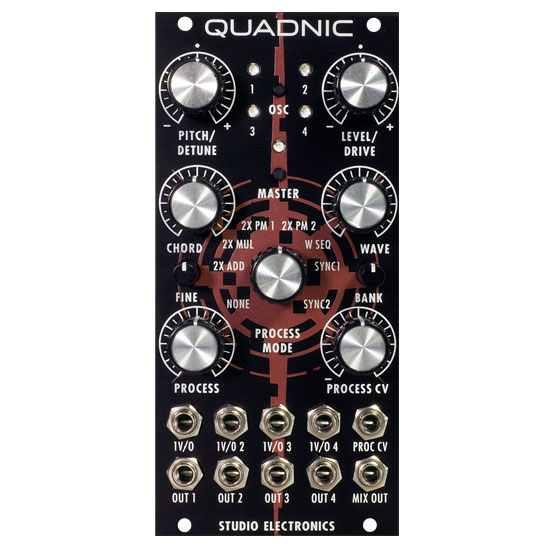 Studio Electronics Quadnic